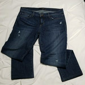 Joe's jeans distressed skinny